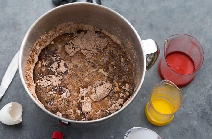 How-To Make One Bowl Chocolate Cake