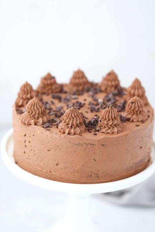 chocolate pudding cake