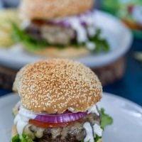 Crunchy Ranch Burgers
