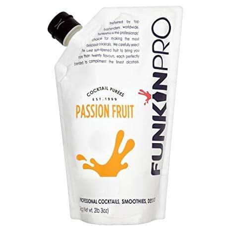 Funkin Passion Fruit Puree 1kg