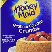 Honey Maid Graham Cracker Crumbs (13.5-Ounce Box)