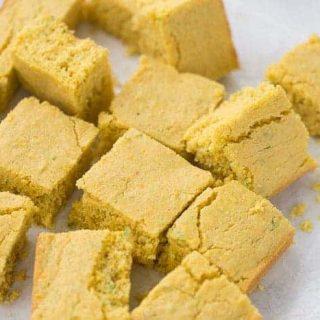 Homemade Jalapeno Buttermilk Cornbread