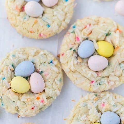 Funfetti Sugar Cookies