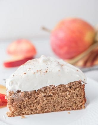 Buttermilk Applesauce Cake