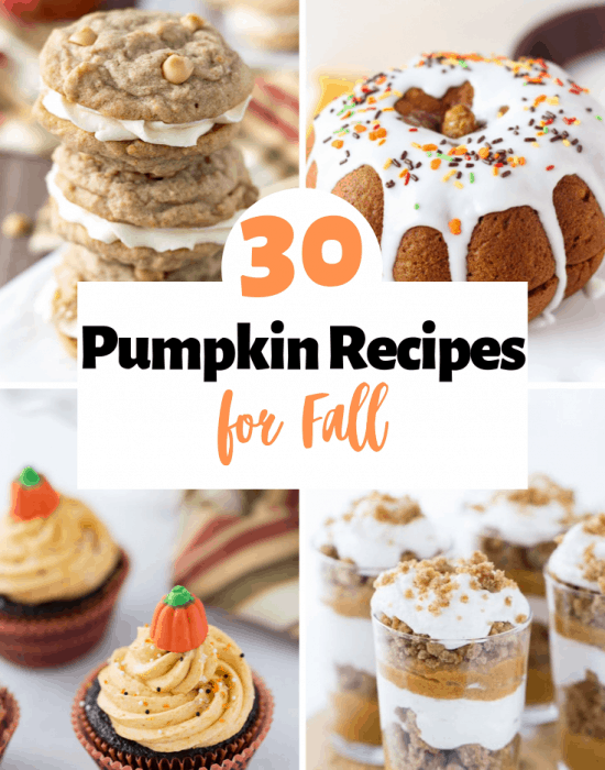 Best Pumpkin Recipes for Fall