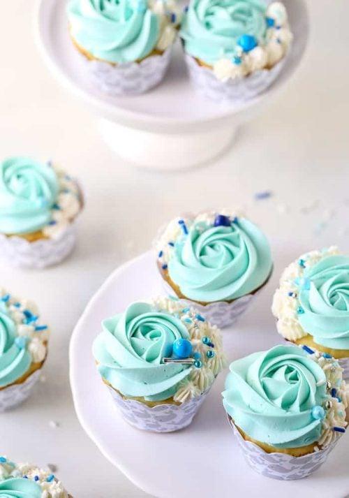 Marvelous Boy Birthday Cupcakes A Classic Twist Funny Birthday Cards Online Inifofree Goldxyz