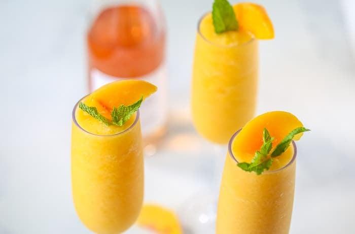 Peach Frose