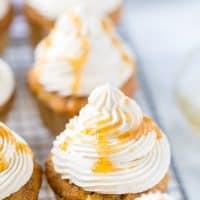 Apple Cider Cupcakes