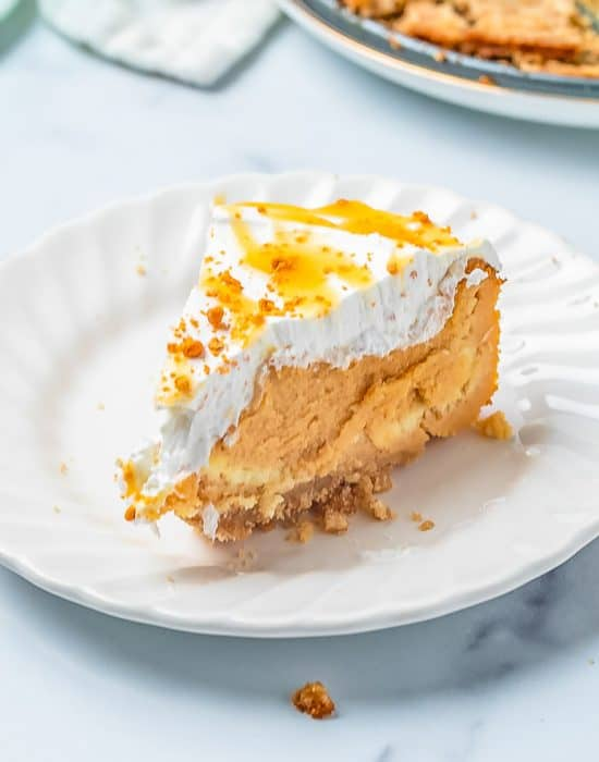 Butterscotch Cheesecake