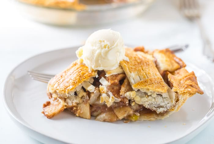 Pear-Apple Pie